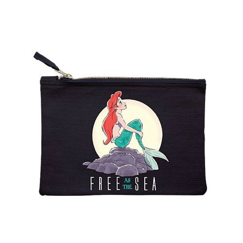 Disney The Little Mermaid Ariel Make Up Bag Toiletry Pouch